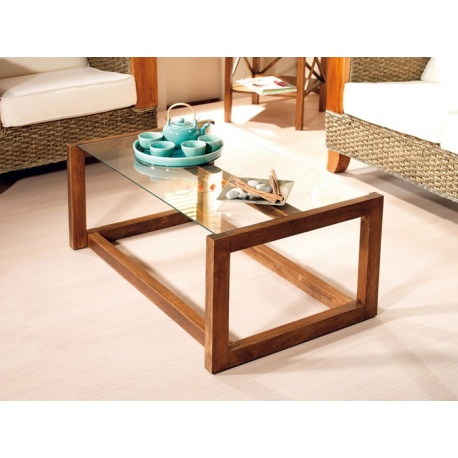 TABLE CENTRALE 110X60 P.V. COLONIAL