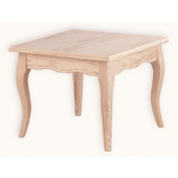 TABLE D´ANGLE60X60 CABRIOLET