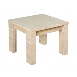 TABLE D´ANGLE60X60 T/BOIS ARTICO