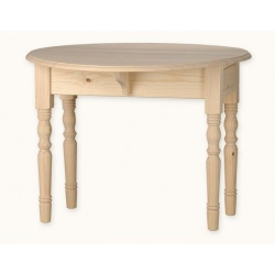 TABLE ABATTANT 120 SANS OBSTACLE