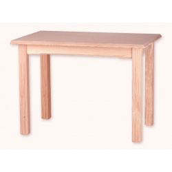 TABLE BAR 110X70 P. DROITE AGALLONES